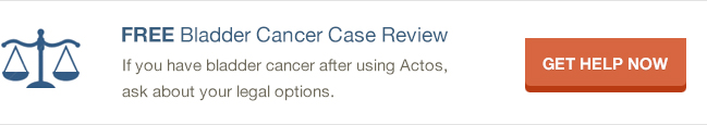 actos bladder cancer lawsuit