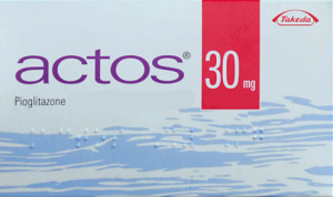 Actos Type 2 Diabetes Drug
