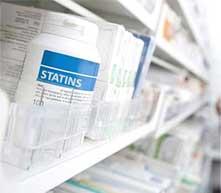statin pill bottle
